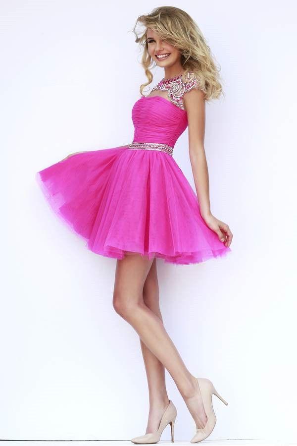 Mejores 68 imágenes de short prom/party dress en Pinterest ...
