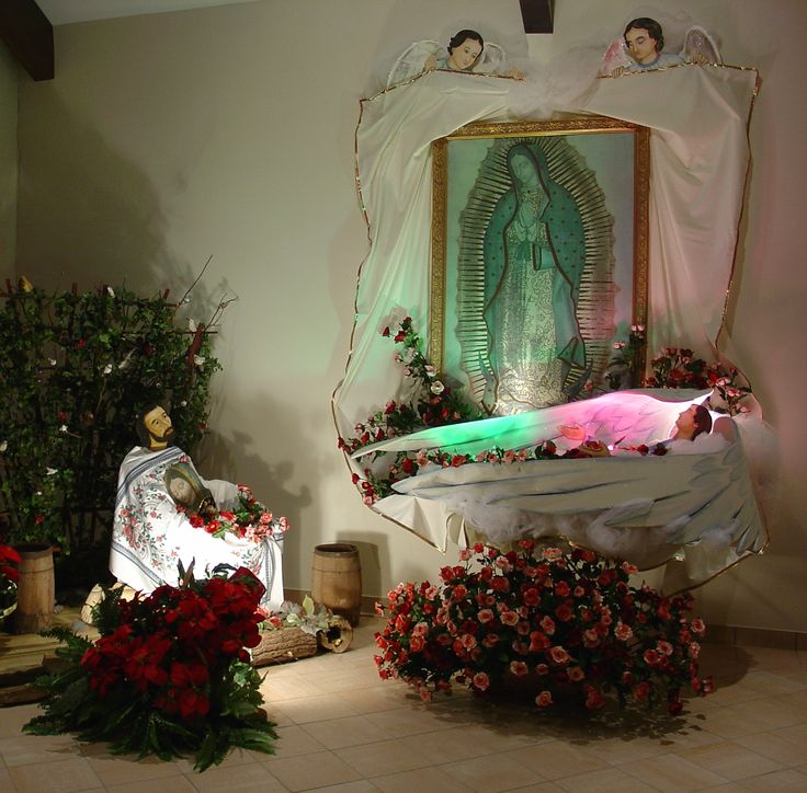 Our Favorite Pinterest Profiles For Decorating Ideas: 17 Best Images About Our Lady Of Guadalupe On Pinterest