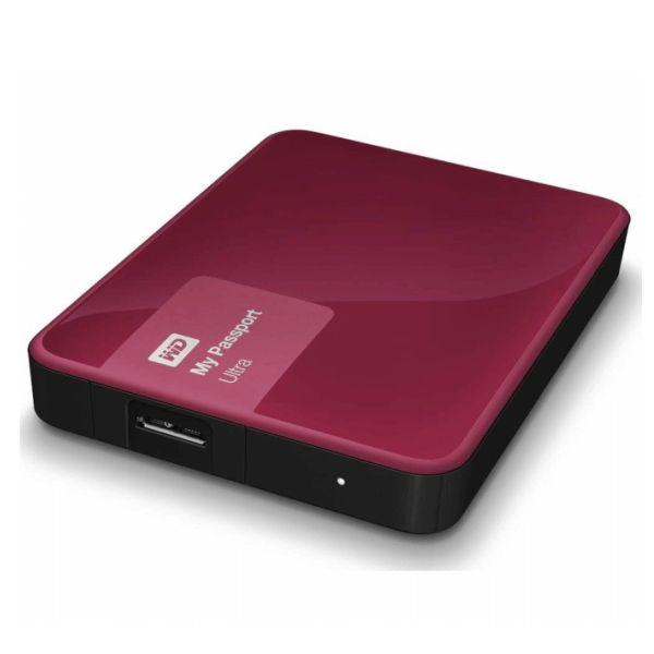 Hardisk External WD My Passport Ultra New 1TB memberikan perlindungan maksimal pada data Anda. Dari sisi harga pun sangat menarik.