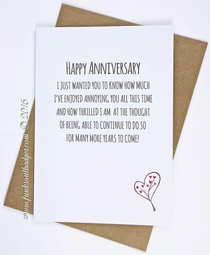 18 best Anniversary Cards images on Pinterest   Kraft envelopes ...