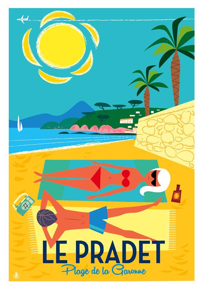 Le Pradet ~ Côte d'Azur _____________________________ La Mer Méditerranée
