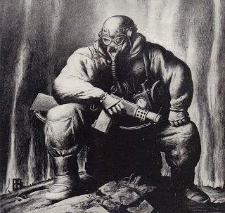 ILLUSTRATION ART: ROBERT RIGGS (1896 - 1970)