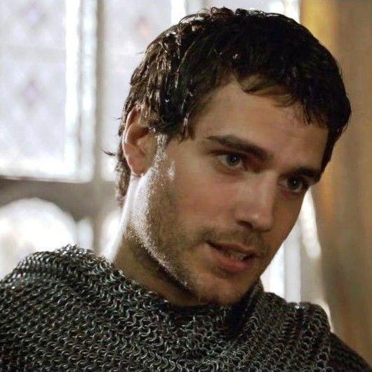 Henry Cavill - Charles Brandon screencaps from season 3