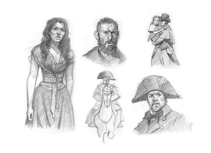 84 best animation images on pinterest stuff stuff for Les miserables coloring pages