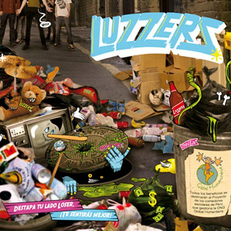 #Stand31C. LUZZERS presenta un sonido fresco y juvenil, punk rock melódico de corte americano, alegre y feliz, tirando del estilo de bandas como Blink 182 o Simple Plan y más concretamente de bandas nacionales como Puk2 o Nowayout (mezcla Joe Marlett en bCalifornia) estas dos últimas realmente cercanas a su sonido. http://www.luzzers.com/
