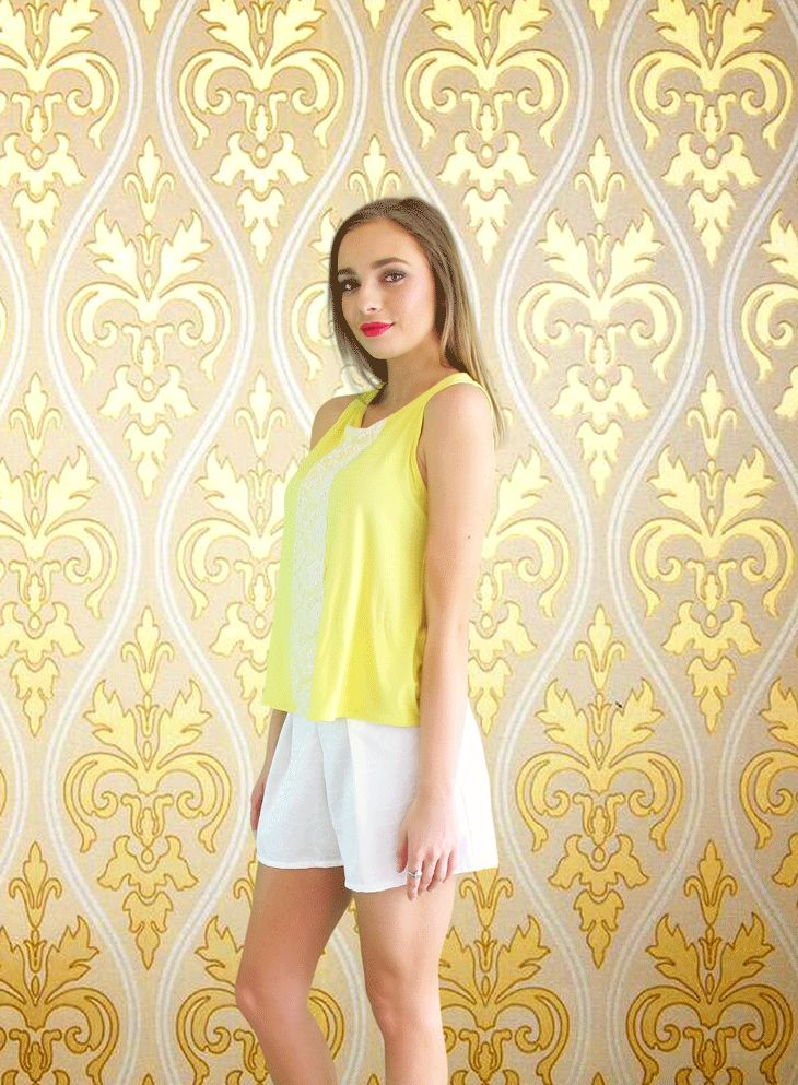 The Adore Sunny Top