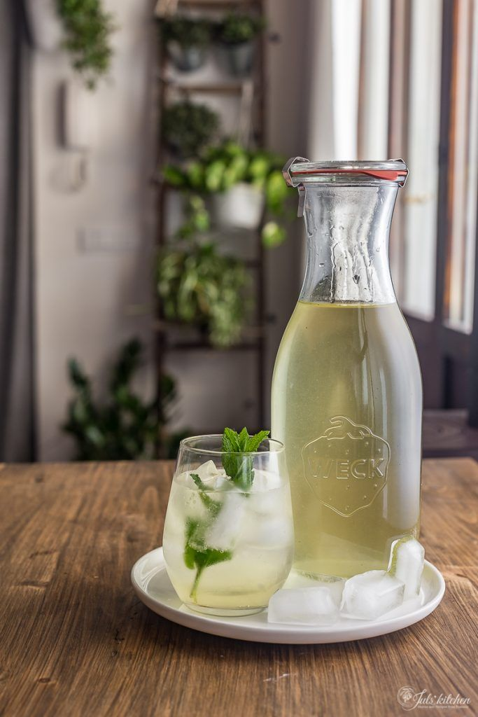 Elderflower cordial #elderflower
