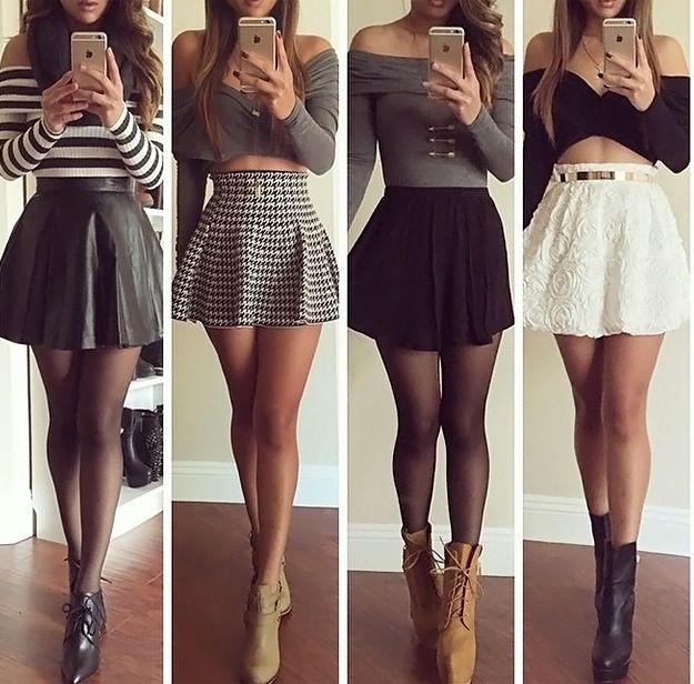 Faldas circulares