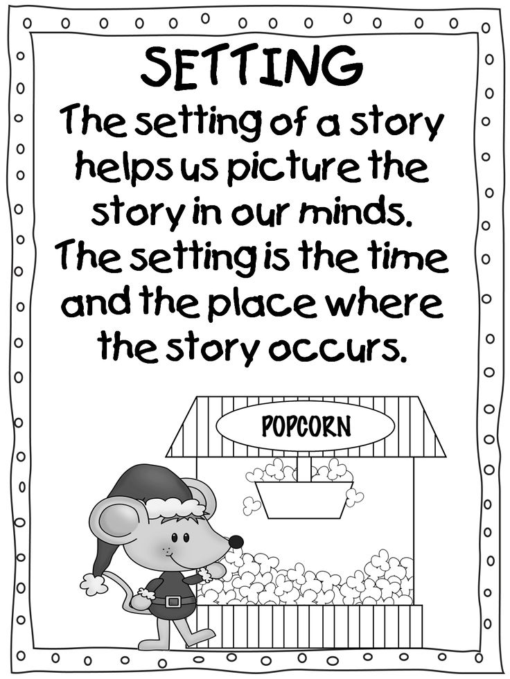 First Grade Wow: If You Take A Mouse To The Movies week