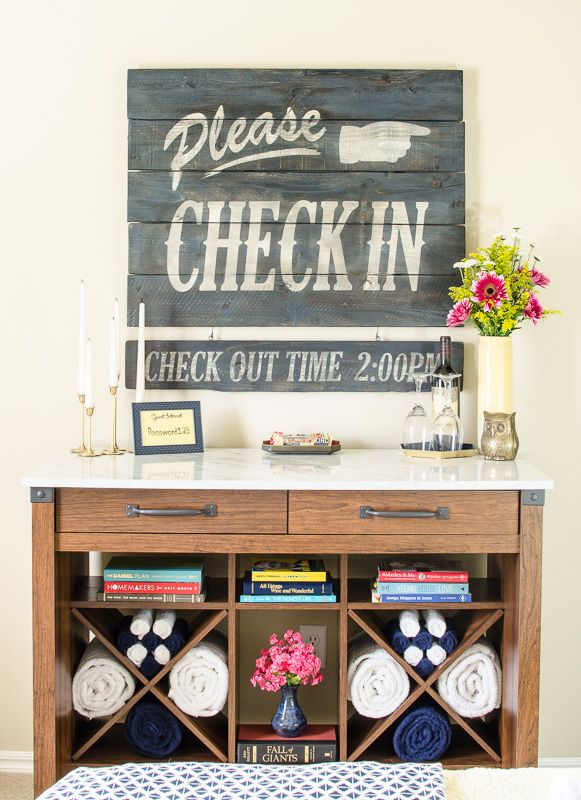 Wood Sign Design Ideas love you deerly wood pallet sign maybe use real antlers on a board Creating A Vintage Look Wood Sign From Brand New Fence Boards Is Easier Than You Would