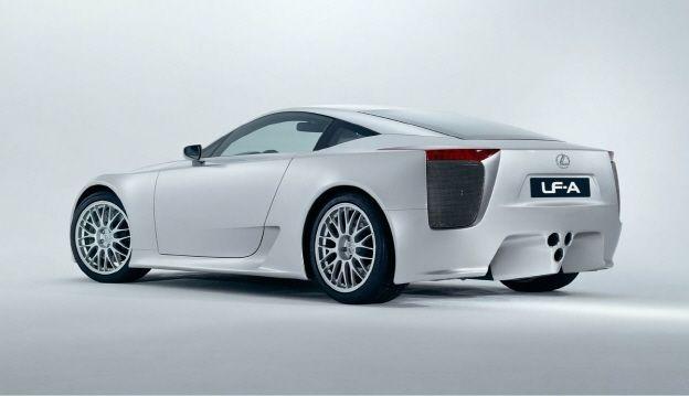 2007 LF-A. Supercar Disruption in conception. | Lexus i-Magazine 앱 다운로드 ▶ http://www.lexus.co.kr/magazine #ConceptCar #Lexus