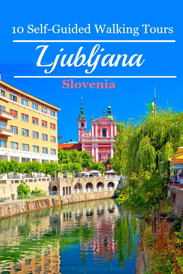 Free walking tour ljubljana