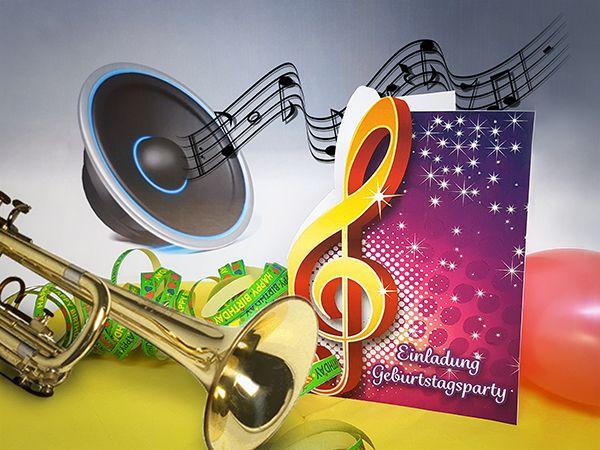 Einladungen für den Kindergeburtstag. Individuell personalisierbar und kostenlos zum Downloaden erhältlich.  #geburtstag #geburtstagsideen  #einladung #kindergeburtstag #kostenlos #vorlage #einladung kindergeburtstag jungen #einladung kindergeburtstag vorlage #einladung Kinderbeurtstag mädchen #einladung kindergeburtstag basteln #einladung Kindergeburtstag ausdrucken  #musik #noten
