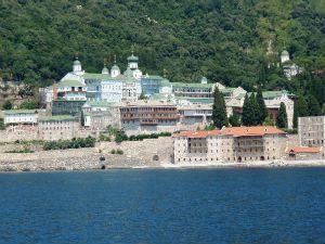 Panteleimon klooster Athos
