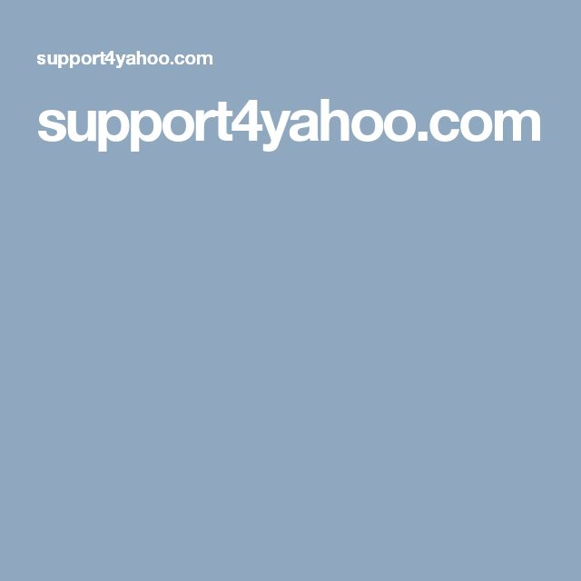 support4yahoo.com