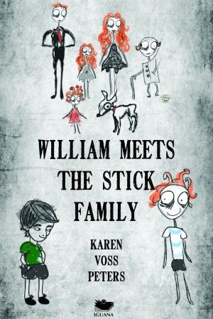 Mehreen recently read William Meets the Stick Family and thought it was superb!
