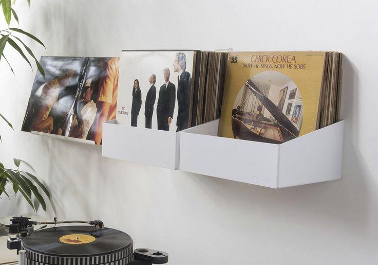Best 25 record storage ideas on pinterest vinyl record - Porta vinili ikea ...