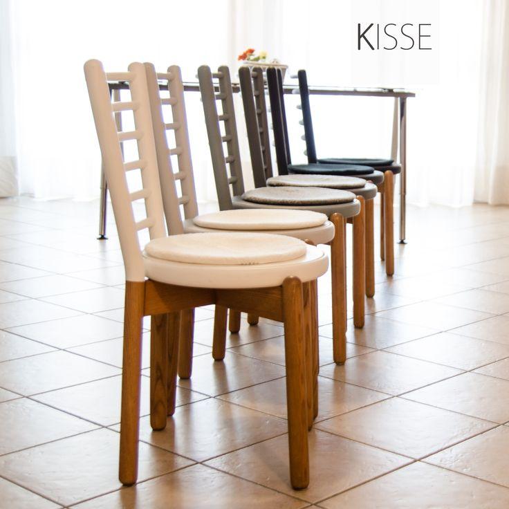 Relooking sedie vintage  facebook @kissearte