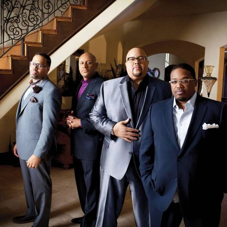 United Tenors Fred Hammond, Dave Hollister, Eric Roberson, Brian Courtney Wilson