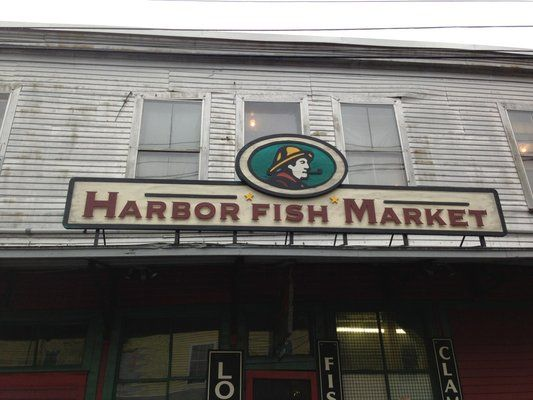 13 best eat do see east coast usa images on for Fish market portland maine