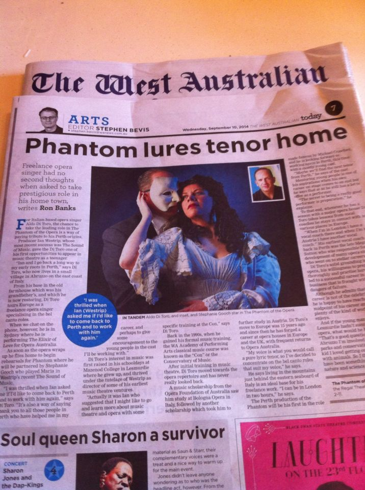 West Australian feature