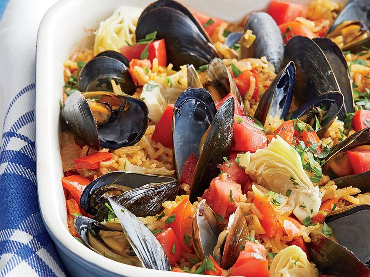Learn how to make Catalan Rice with Mussels . MyRecipes has 70,000+ tested recipes and videos to help you be a better cook