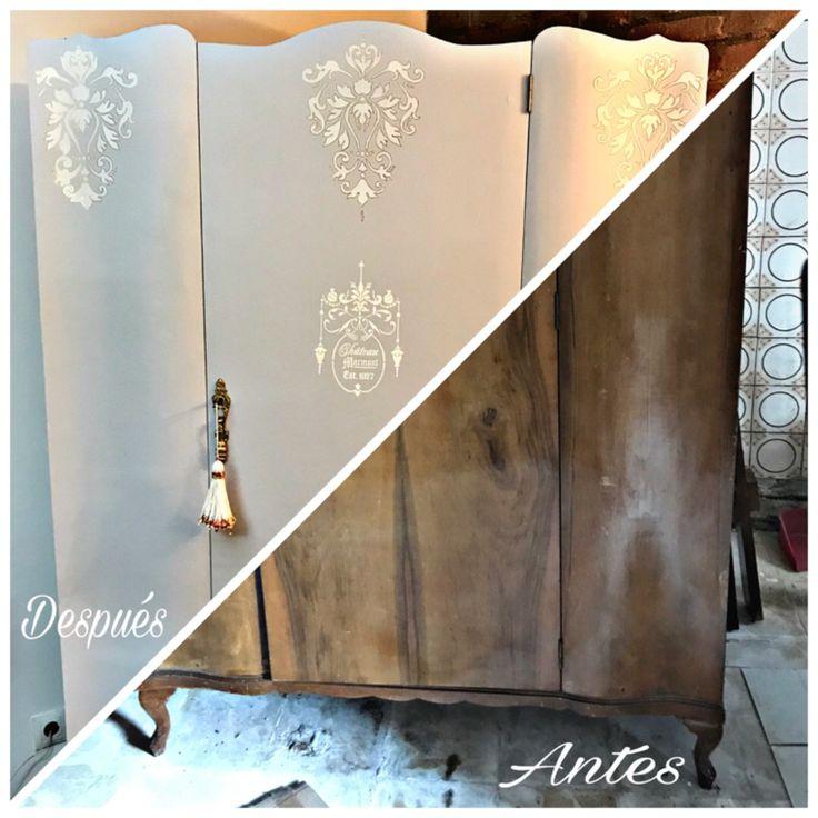 Autora Katia Márkina. Reciclaje creativo. Pintado a mano alzada con acrílicos y oro líquido. Se hace trabajo por encargo. España. https://www.airbnb.es/rooms/22279810?s=51