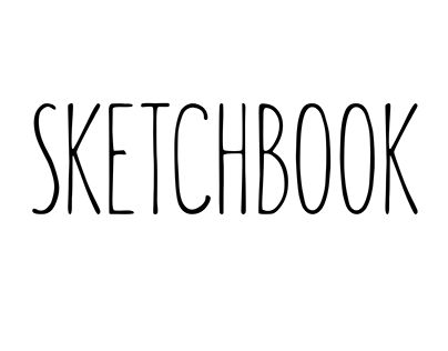 """Check out my @Behance project: """"Sketchbook 2014 Fall"""" https://www.behance.net/gallery/25472841/Sketchbook-2014-Fall"""