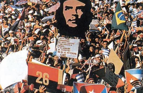 Movimiento 26 de Julio. Fue una organización política y militar cubana creada en 1955 por un grupo de revolucionarios dirigidos por Fidel Castro. Tenía una ideología nacionalista, antiimperialista y democrática fundada en las ideas de José Martí.  http://www.cubadebate.cu/etiqueta/movimiento-26-de-julio/