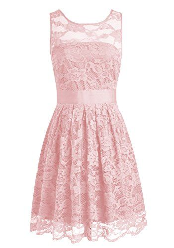 Wedtrend Floral Lace Dress Bridesmaid Dress Short Homecoming Dress Size 2 Pink Wedtrend http://www.amazon.com/dp/B011TXCLE4/ref=cm_sw_r_pi_dp_S8AYvb0GR803B