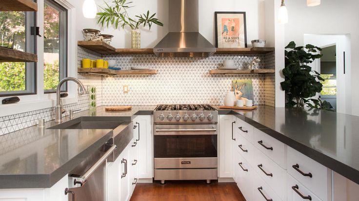 166 Fantastiche Immagini Su Kitchen Designs Su Pinterest Mobili Cucina Legno Postazione Pc E