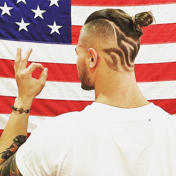 awesome 35 Newest Men's Top Knot Hairstyles - Be Out of the Ordinary