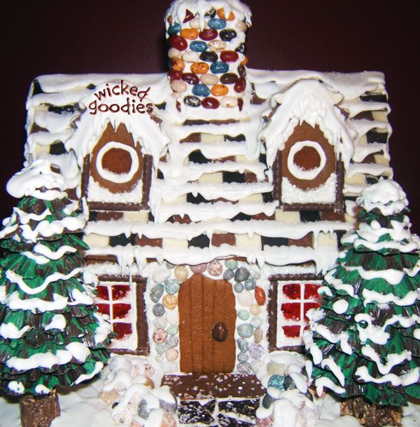 Gingerbread House Candy Ideas Gingerbread House Candy Gingerbread House Gingerbread