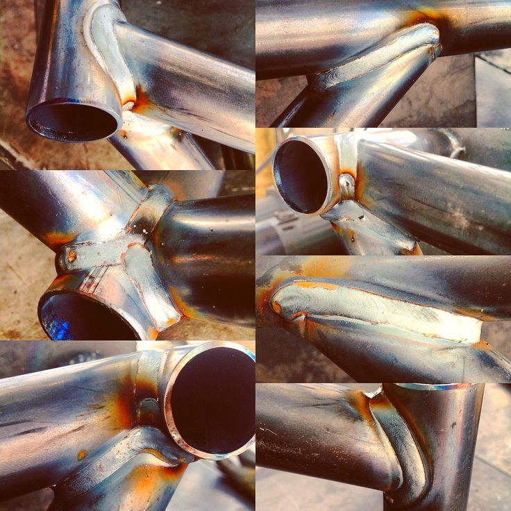 Welding by Radical Bikes Co