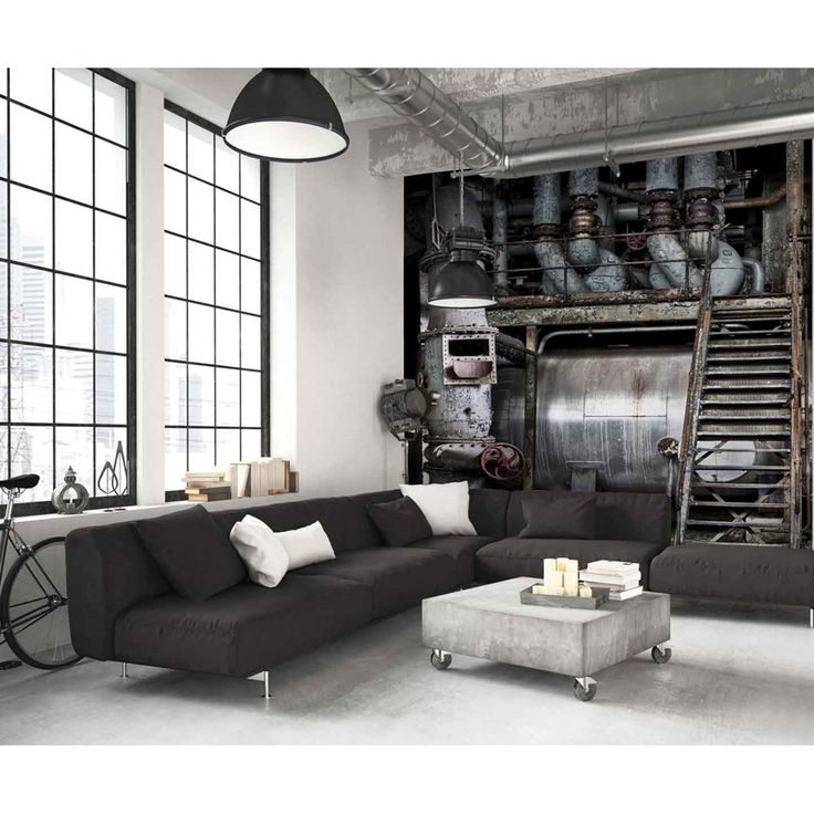 1000 id es sur le th me industriel vintage sur pinterest for Decoration murale industrielle