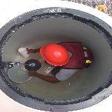 Lavado de cisternas y tinacos con equipos hidráulicos de alta presión y químicos biodegradables