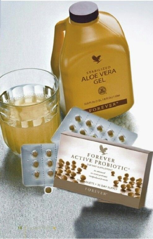 Forever Living Products your digestive system.