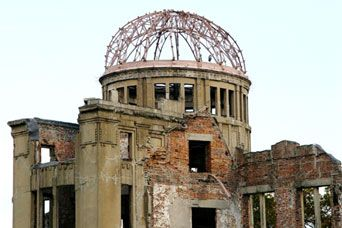 71 anos da bomba atômica em Hiroxima no Japão