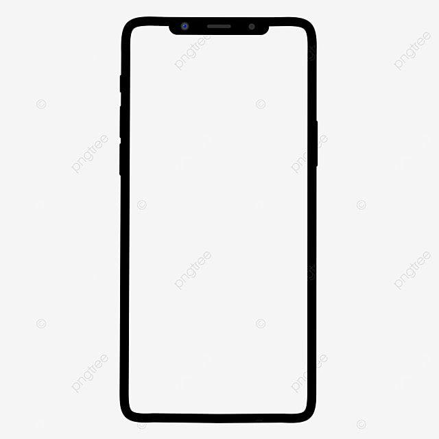 Android Mobile Frame Mockup Vector Design With Transparent Background Smart Mockup Smartphone Png And Vector With Transparent Background For Free Download Frame Border Design Vector Design Frame Mockups