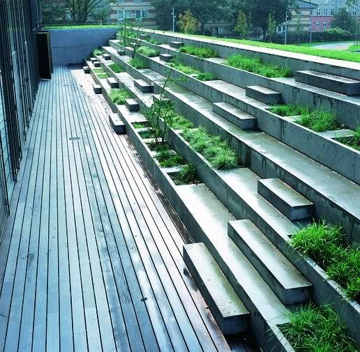 78 best images about stairs on pinterest gardens for Terrace steps