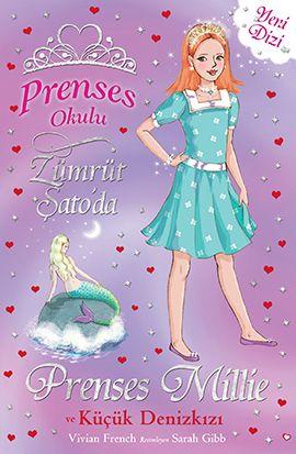 Prenses Rachel ve Dans Eden Yunuslar