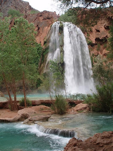 Havasu Falls / Step On Me