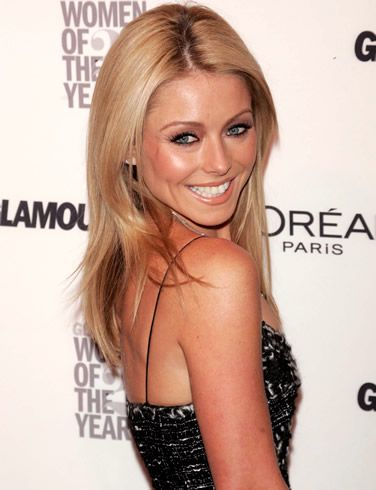 Kelly Ripa was born in Stratford, NJ and attended Camden County Community College.