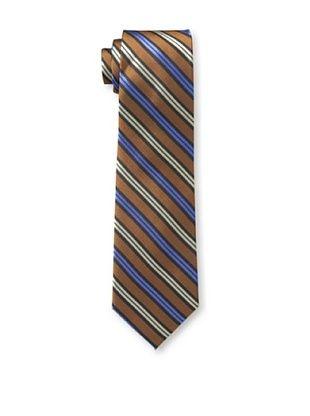 65% OFF Ben Sherman Men's Plymouth Stripe Tie, Aqua