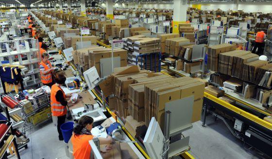 Amazon, en el punto de mira por la calidad de su empleo en Alemania / @gomez_jn @elpais_economia | #madeingermany