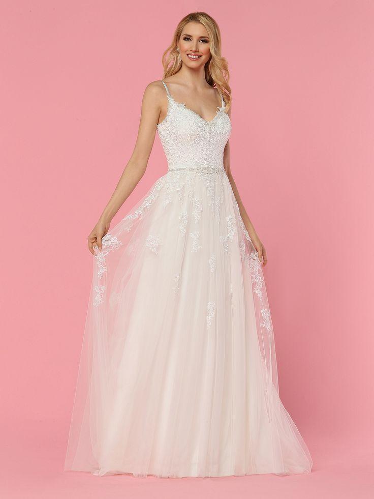 DaVinci Wedding Dresses Style #50464