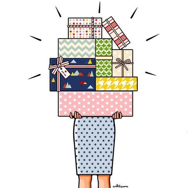 Полезные подарки лучше всего. Скажем, я ему — носовые платки, он мне — норковое манто. (с) Бриджит Бардо Дарите полезные подарки!) У нас вы можете приобрести подарочный сертификат на любую сумму для покупки на сайте:) #girlsinbloom_case #girlsinbloom #illustration #qoute #цитата #подарки #иллюстрация #picoftheday #art_fashion #fashionillustration #мода #москва