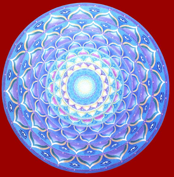 Lotus With Eyes: Eye Mandala, Meditation Mandala, Eyesth Art, Eye Th Art, Mandala Kaleidoscopes, Mandala Com Th Art, Mandala Art, Mandalas, Lotus Mandala