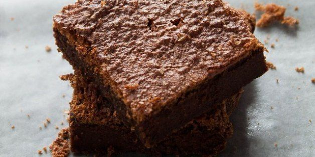 The 2-Ingredient Nutella Brownie Is A Gift From The Heavens