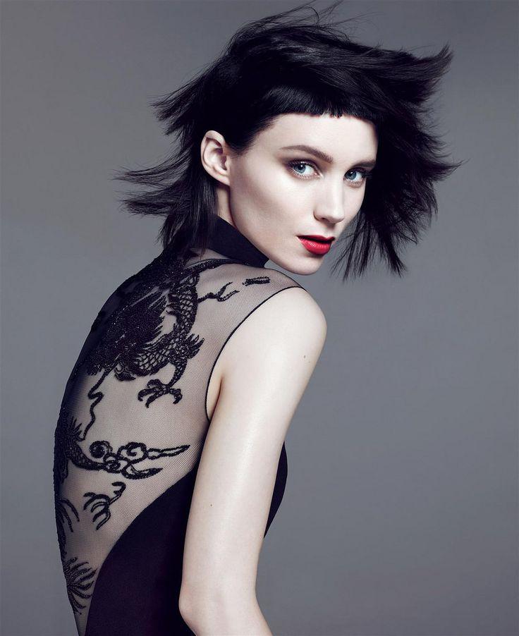 Руни Мара — Фотосессия для «Vogue» 2011 – 9